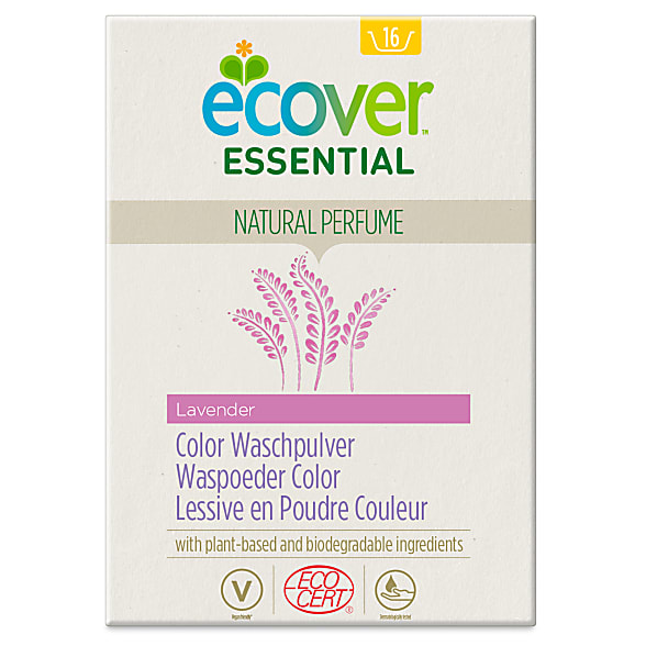 Essential Color Waschpulver Lavendel  - 1200 g