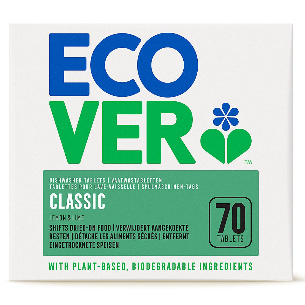 Gut gemocht Ecover Classic Spülmaschinen-Tabs XL YW19