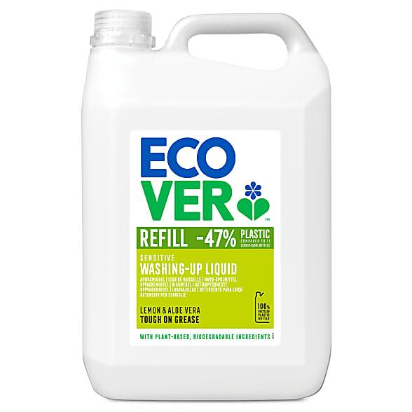 Hand-Spülmittel Zitrone & Aloe Vera 5L Vorteilsgröße